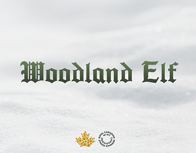 Royal Canadian Mint - Woodland Elf