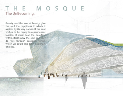 [Competition] Iconic Mosque - DCH