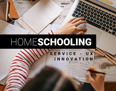 UX Innovation - Homeschooling