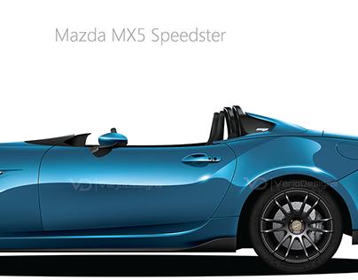 Mazda MX5 Speedster