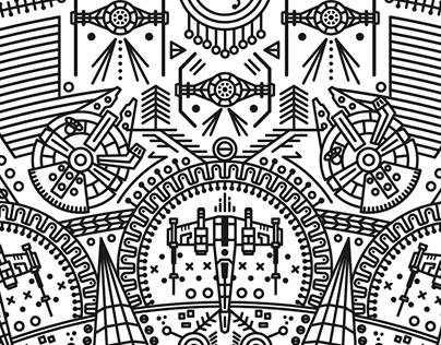 Episode IV Mandala