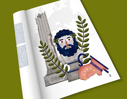 IDEAS Mag Illustrations