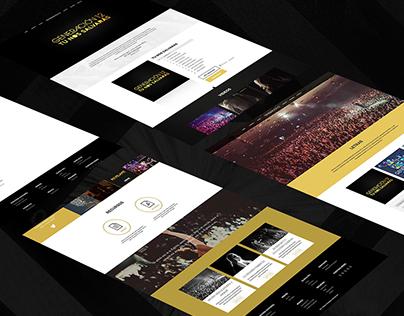 Generación 12 · Website Redesign