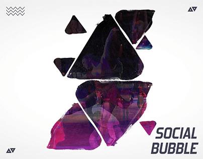 Social Bubble | Choreography On Ice