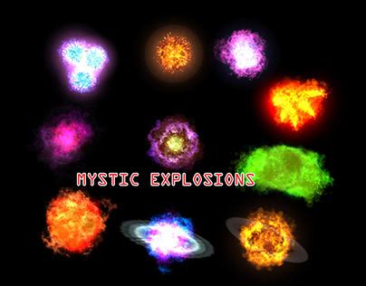 Mystic Explosions