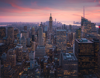 Liberty - New York City Timelapse and Cityscape Photos