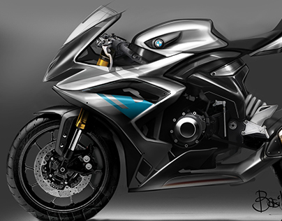 BMW Motorcycle design