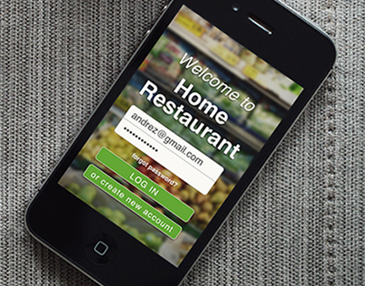 UX/UI: Mobile App Focused on Accessible Healthy Eating