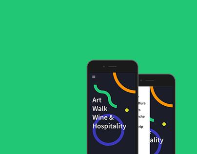 Art Walk & Wine