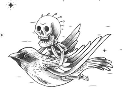 Random illustrations 2018