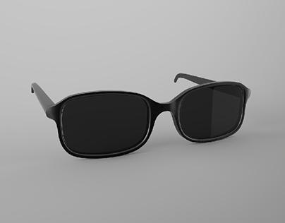 Glasses / Sunglasses 3D Model