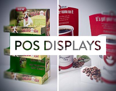 Demonstration POS Displays