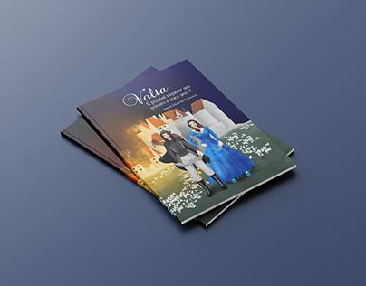 Volta — Ilustração e Diagramação