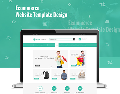 Orani – ECommerce HTML5 Template Free Download