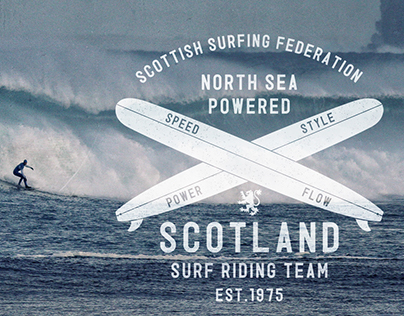 STAUNCH  SCOTTISH SURFING TEAM 2015