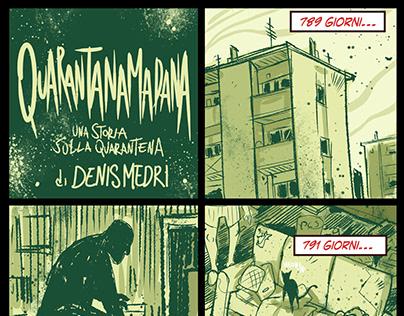 """Quarantanamadana"" short stories"