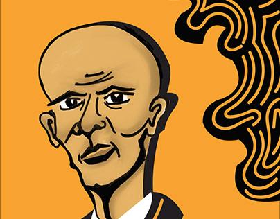 Graphic Novel- 'Chanakya in 21st century'