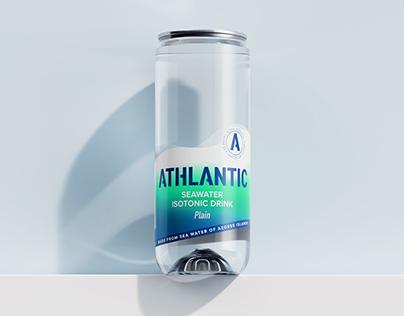 Athlantic. Isotonic drink