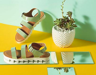 Sylcon Footwear