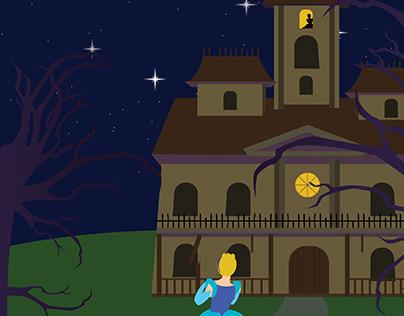 Cinderella & The Haunted Mansion