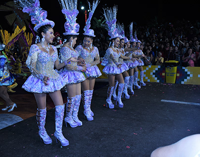Arica Carnaval Andino 2020 (Morenada(s))