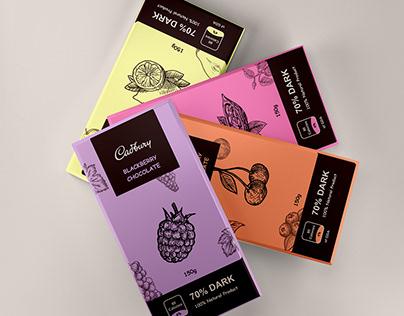 PACKAGING - Cadbury chocolate