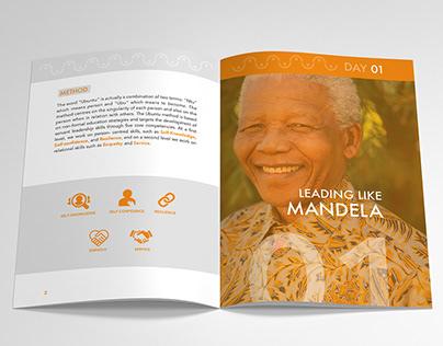 Editorial Design l Leaders Academy Manual