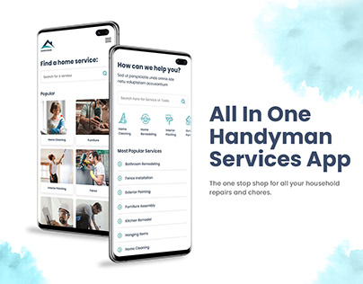 Perfect Handyman Service for Household Chores
