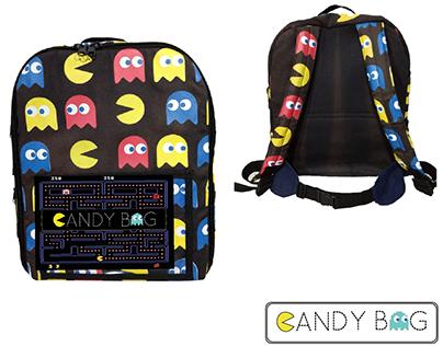 Candy Bag - estação de trabalho para vendedor ambulante