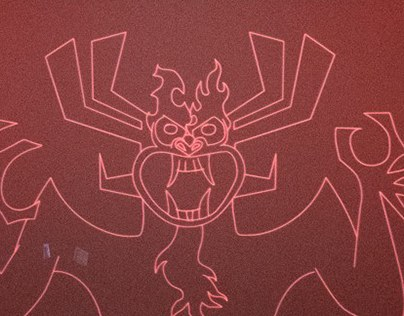 Samurai Jack Premiere Animation Loop