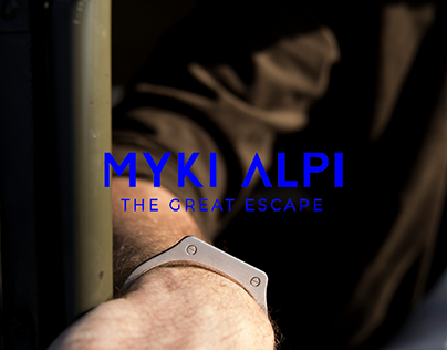 MYKI ALPI THE GREAT ESCAPE JEEP