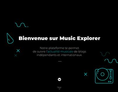 Music Explorer