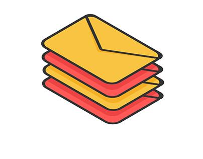 Flyers - portfolio icons