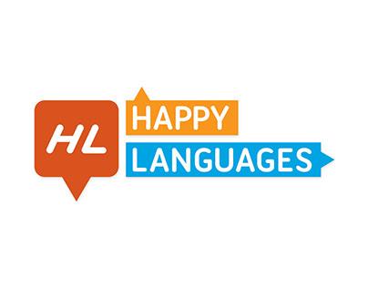 Happy Languages Brand