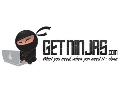 Logo for getninjas.com