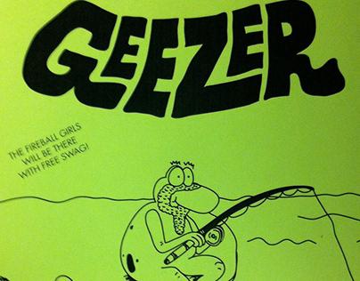 Geezer Flyer