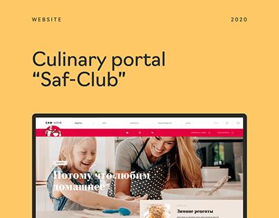 Website for Saf-Moment