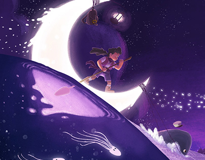 The Moon Retriever
