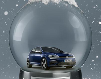 Snowball Globe