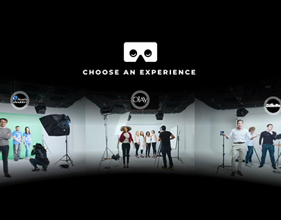 P&G VR Experience