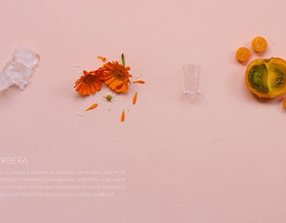 Floralia Poptails