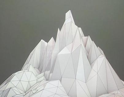 Coronar la cumbre - Vídeo mapping