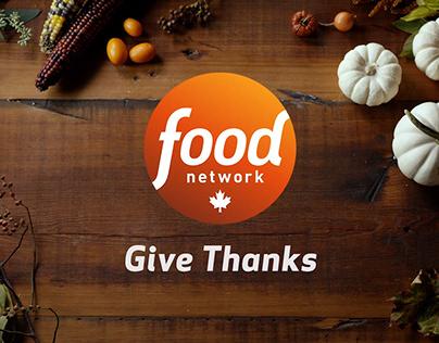 Food Network Thanksgiving