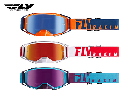 Fly Racing Goggle Design