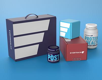 Evertrain Packaging