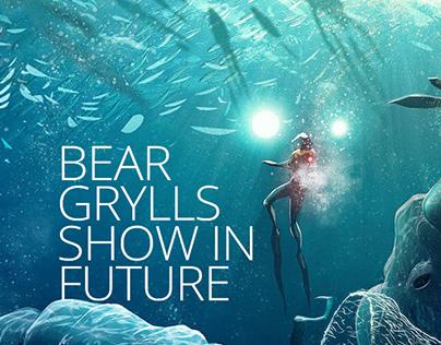 Bear Grylls show in future