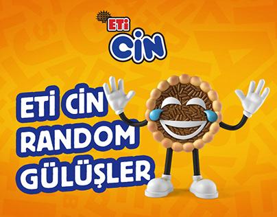Eti Cin/Random Gülüşler