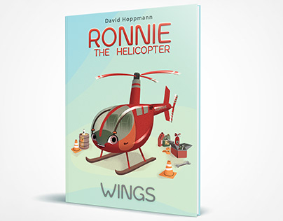 Ronnie the helicopter : wing