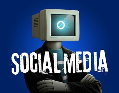 Computer & Security social media