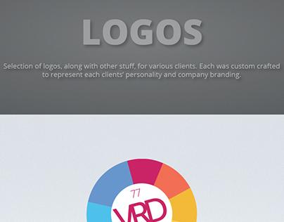 Logos, logos, logos...